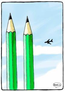 Een cartoon zegt meer dan alle woorden - Made by: Ruben L. Openheimer